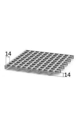 Lasikuituritilä 14 x 14 mm
