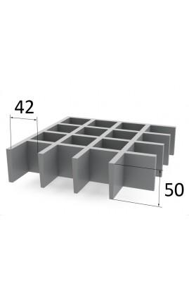 Lasikuituritilä ISO50 41 x 41 mm