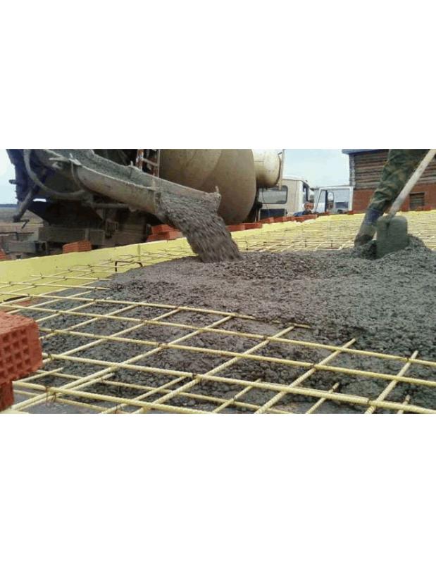 Betoniraudoitustanko komposiitti 6 mm 100m