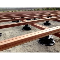 Lattiatuki terassijalka säätöväli 110-150 mm