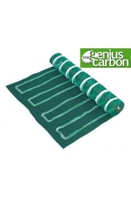 Genius Carbon - lattialämmitysverkko 60 x 100 cm