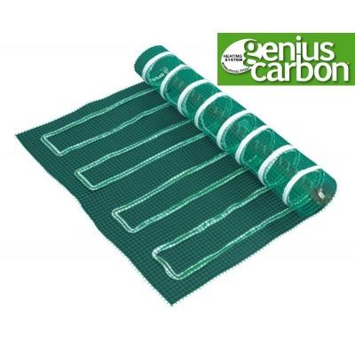 Genius Carbon - lattialämmitysverkko 90 x 150 cm