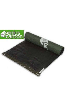Genius Carbon - lattialämmitysmatto 60 x 100 cm
