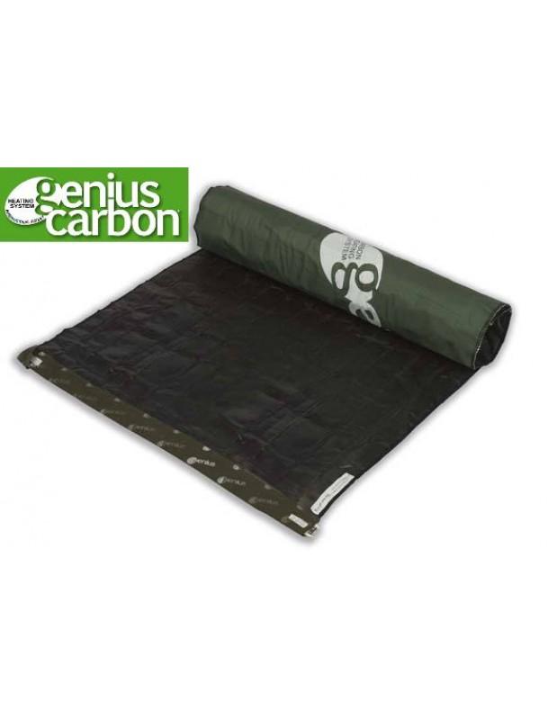Genius Carbon - lattialämmitysmatto 60 x 250 cm